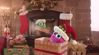 Angry Birds Match - Happy Holidays from the Hatchlings!