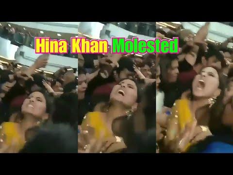 Hina Khan molested in Inorbit Mall thumbnail