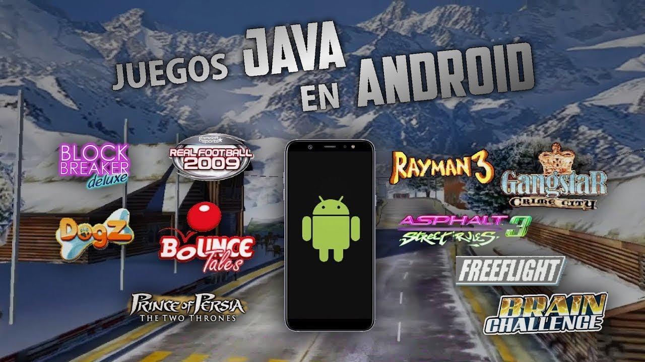 Download Como jugar y descargar juegos java en tu dispositivo android