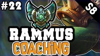 Rammus Jungle Coaching Guide (Plat) - League of Legends Season 8 [#22]