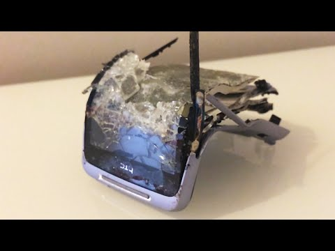 DON'T Boil A HTC Smart Phone!
