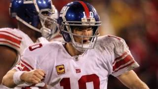 Eli vs. Peyton: Who's the best Manning?
