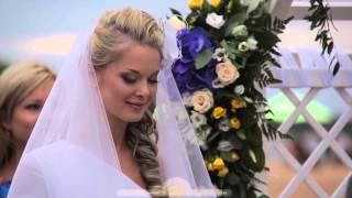 Свадьба в морском стиле. Алексей и Любовь
