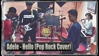 Adele - Hello (Pop Rock Cover) By Navy5Band