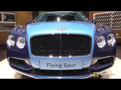 2018 Bentley Flying Spur Mulliner - Exterior and Interior Walkaround - 2017 Frankfurt Auto Show