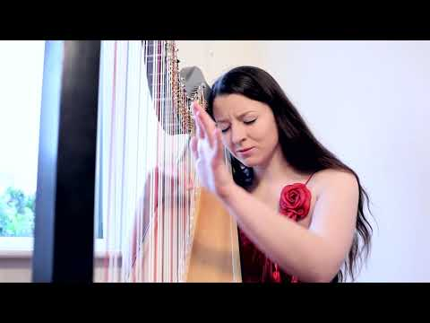 Bruno Mars  Marry You  Amy Turk, Harp