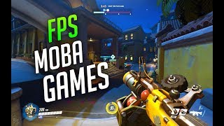 Best MOBA FPS Games For Android 2019