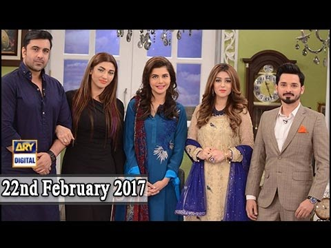 Good Morning Pakistan - 22nd February 2017 - ARY Digital