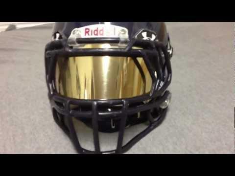 Oakley Custom Football Visors « Heritage Malta 0c80810e356