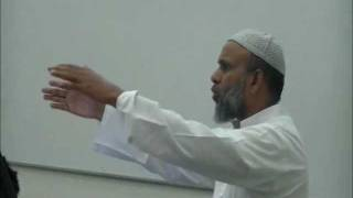 FOSIS Winter Conference 2011 - Shaykh Akram Nadwi Part 1 of 2