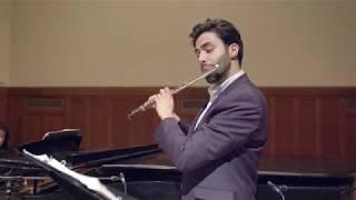 César Franck, Flute Sonata in A Major.                Thomaz Tavares & Marika Yasuda