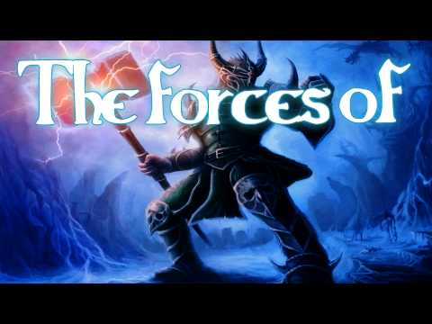 Gloryhammer - The unicorn invasion of Dundee | Lyrics Video
