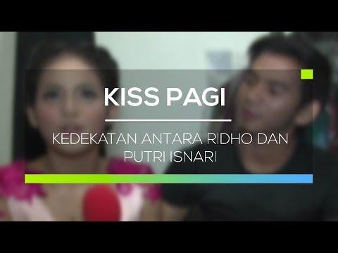 Kedekatan Antara Ridho dan Putri Isnari - Kiss Pagi