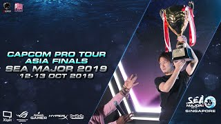 CPT 2019: SEA Major 2019 Day 1