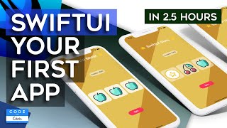 Your First SwiftUI App (Full Compilation!)
