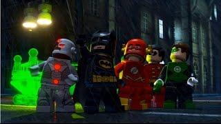 Hoạt hình Lego - Người dơi đại chiến siêu nhân
