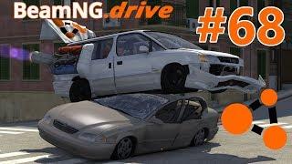 BeamNG.drive (#68) - Odrzutowy Samochód Rodzinny - Ibishu Kashira 2 Gen