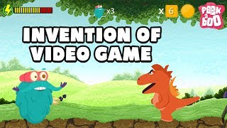 Invention Of VIDEO GAME | The Dr. Binocs Show | Best Learning Video for Kids | Preschool Learning