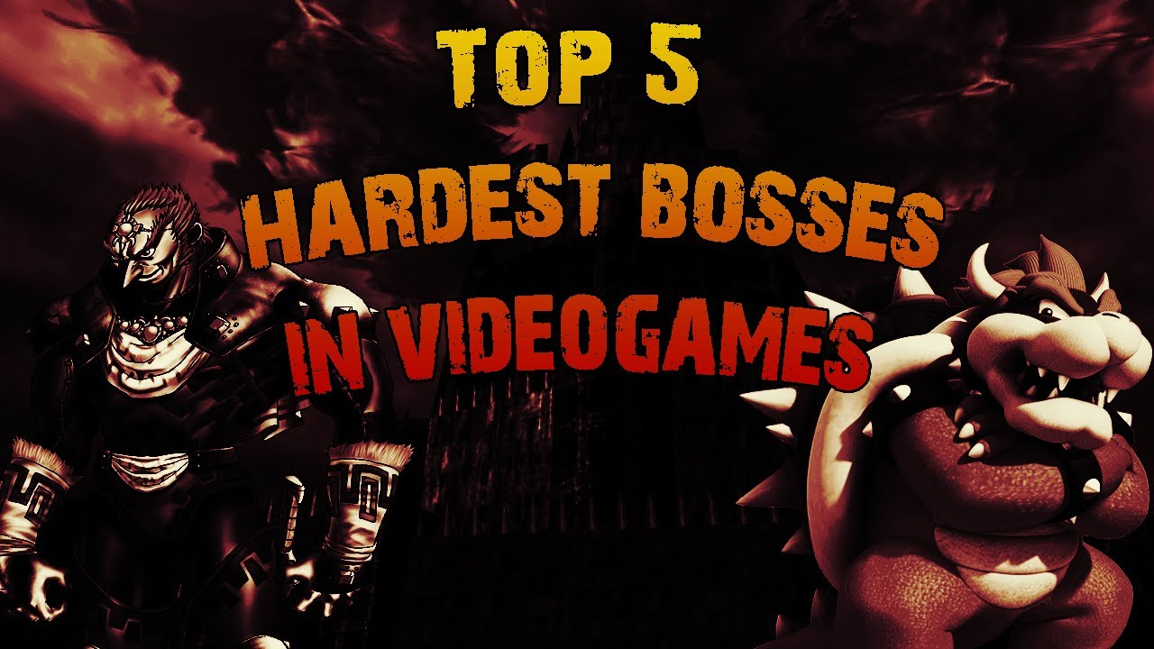 Hardest Video Game Boss OF ALL TIME??? | IGN Boards