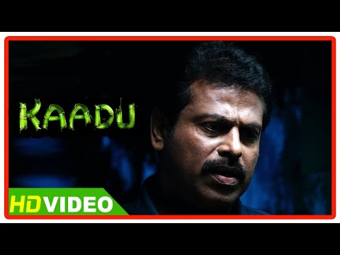 Kaadu Tamil Movie Scenes HD | George Maryan | Vidharth
