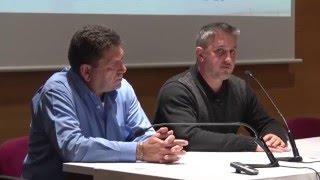 Presentació projecte museïtzació edifici Confraria