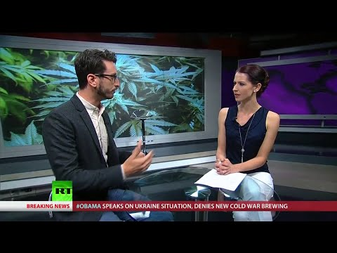 Big Pharma Wants You High on Pills Not Weed | Interview with Sam Sacks