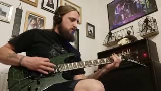 Marduk - June 44 Guitar Cover, Full Playthrough