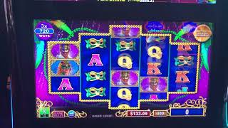 Wheel of Fortune New Orleans slot machine - Live Play