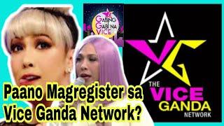 Kapamilya Channel: Paano Mag Register Manalo sa Vice Ganda Network   ALAMIN iwant cignal tvplus fans