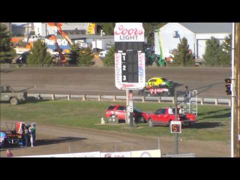 Dacotah Speedway IMCA Sport Compact Heat (5/5/17)