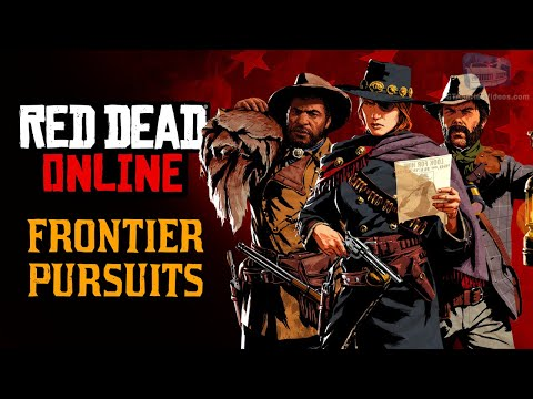 Red Dead Online: Frontier Pursuits Update Live Stream (No Commentary)