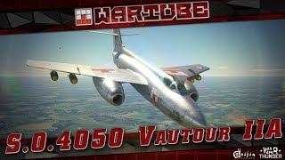 S.O.4050 Vautour IIA - 'ОСТАНОВИТЕ ЭТО НЛО!' | War Thunder 1.73