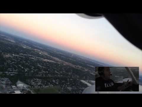 Episode 6 -  P28A Touch & Go Landings at Tulsa International (TUL)