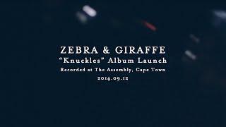 Zebra Giraffe Goodbye from the Knuckles Album Launch, Cape Town.mp3