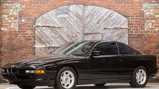 1991 Bmw 850i 6-Speed Manual - GB42358 - Exotic Cars of Houston