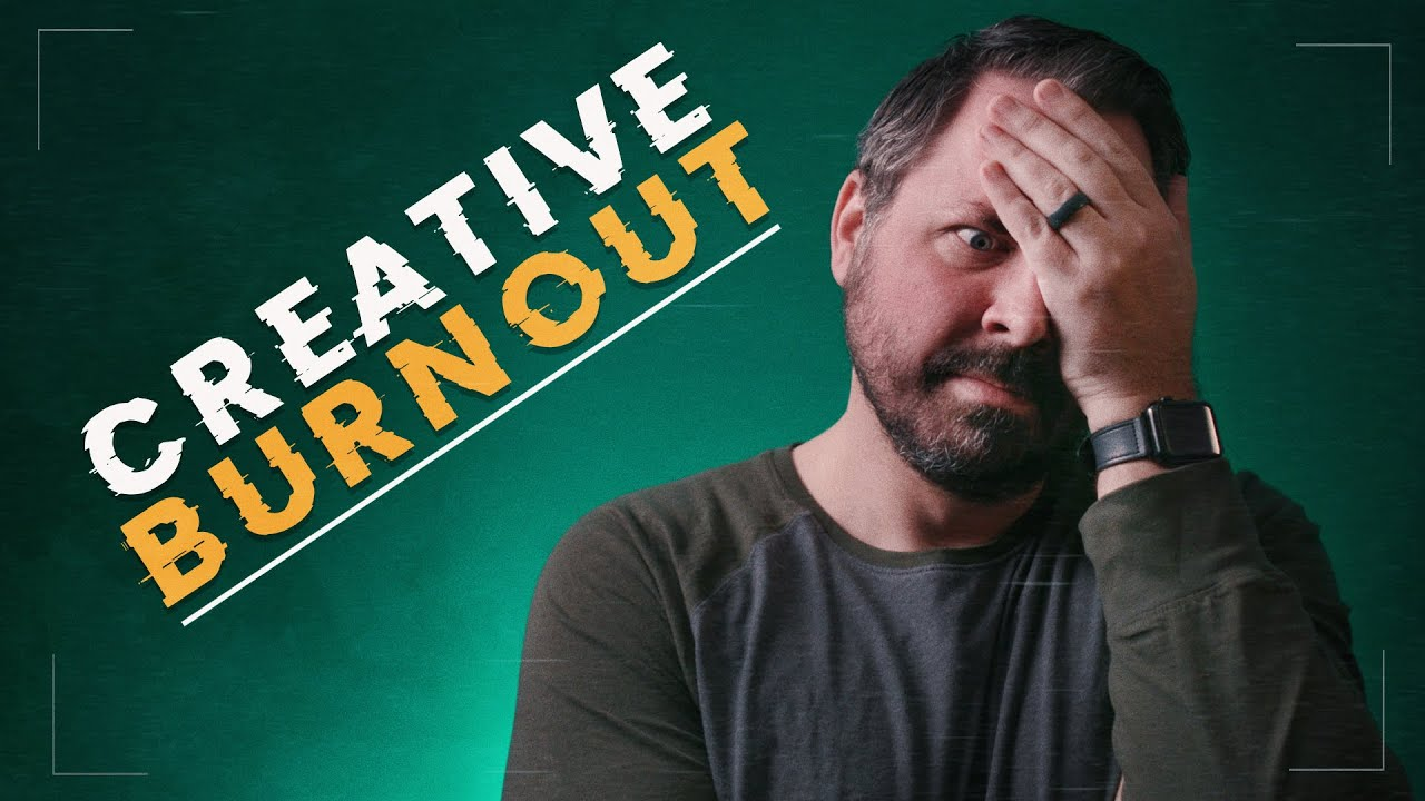 How Do You Deal With Creative Burnout?
