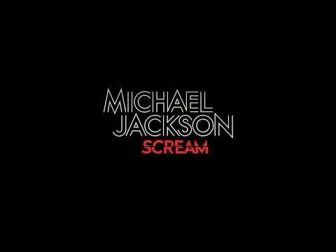 Michael Jackson - Scream Album Teaser