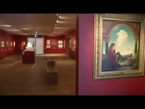"""Ashmolean Museum Exhibition """"The Pre-Raphaelites and Italy"""" Curator Interview"""