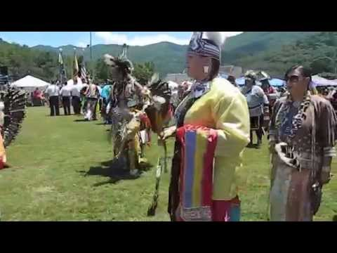 39th Annual Eastern Band Cherokee Nation Pow Wow, July 5, 2014