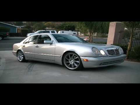 1999 Mercedes Benz E55 AMG S E 55 Clean Lowered and Tight ...