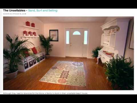 HGTV The Unsellables - Beach House - Sid Goldberg, Director