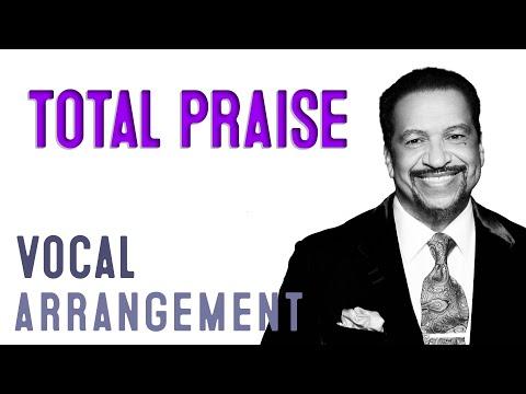 Total Praise - Richard Smallwood - Arrangement by Carlos Eduardo da Costa - A cappella Choir