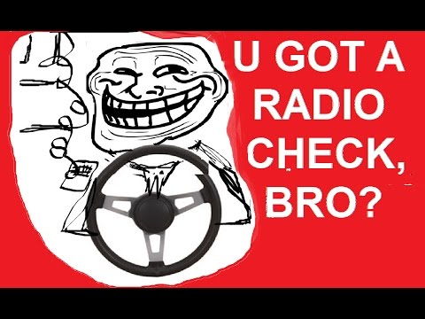Hilarious CB Radio Trolling! Radio Check Fail. Massive #Triggering on the CB!!! ✔️