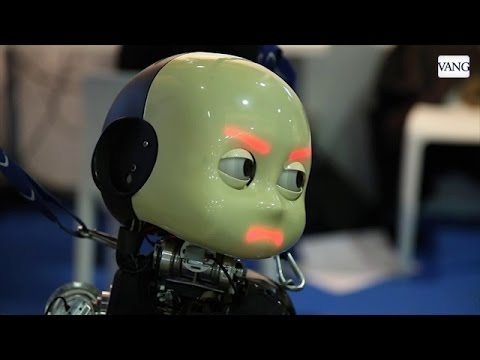 Robots Humanoides En Madrid Youtube