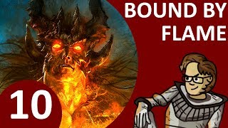 Let's Play Bound By Flame Part 10 - Act 2, Chapter 1: The Dead City, Meet Mathras (PS4 Buffalo)