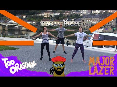 Too Original – Major Lazer // Fit & Dance // Zumba