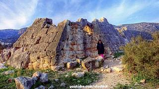 Greek pyramids of Argolis, Pyramid of Hellinikon
