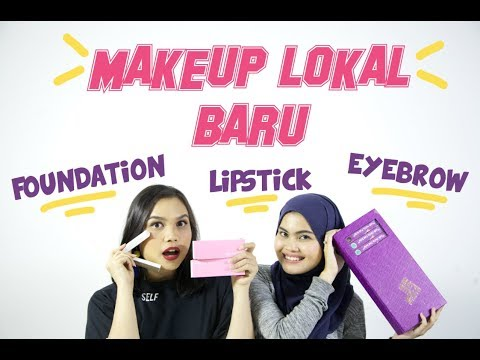 Makeup Lokal Baru| FD New Kit on The Block