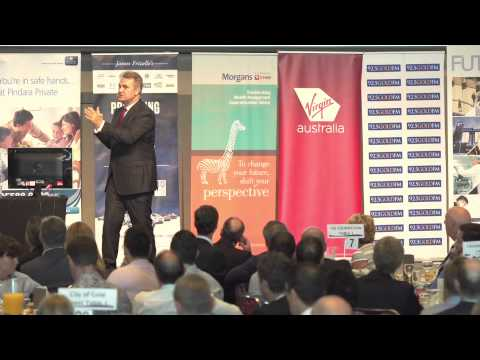 TSS Foundation Business Breakfast full presentation by Bernard Salt