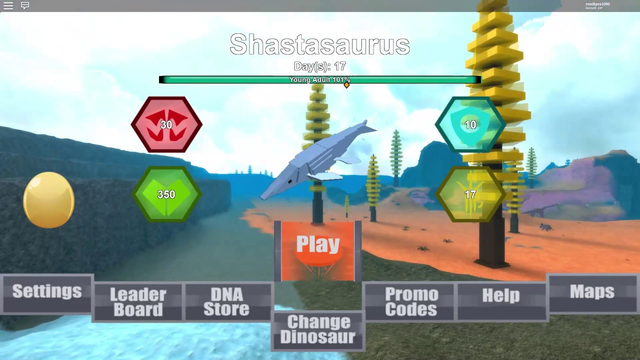 dinosaur simulator roblox dna hack